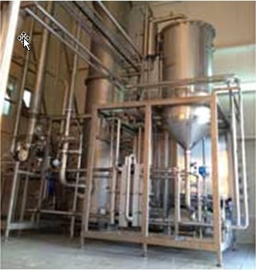 Hình 2. Hệ thống sản xuất bia không cồn của một số nhà máy bia ở Đan Mạch.