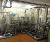 Hình 1. Hệ thống sản xuất bia không cồn của một số nhà máy bia ở CHLB Đức.