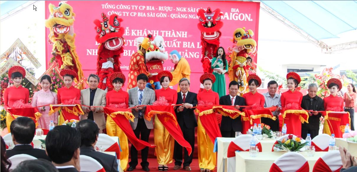 GS. TS. Đinh Văn Thuận - CTHĐTV Tập đoàn POLYCO dự Lễ cắt băng khánh thành