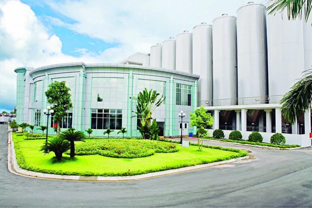 Nhà máy bia Sài Gòn - Hà Nội, Xuân Phương, Từ Liêm, Hà Nội