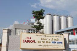 Nhà máy bia Sài Gòn - Kiên Giang