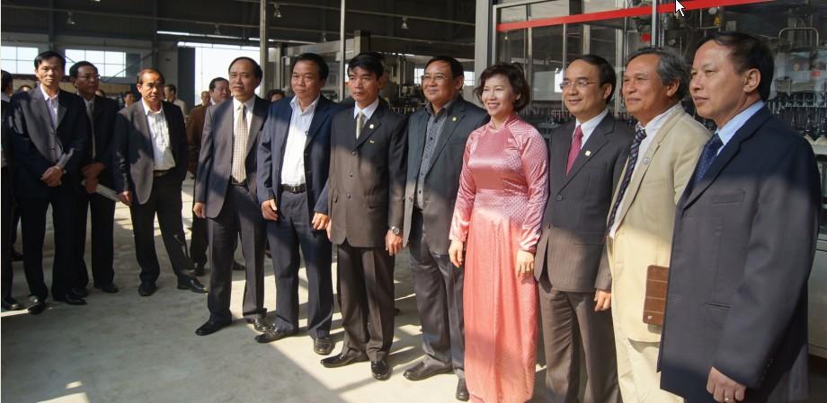 POLYCO hoàn thành công trình Nhà mày Bia Hà Nội - Thái Bình 1