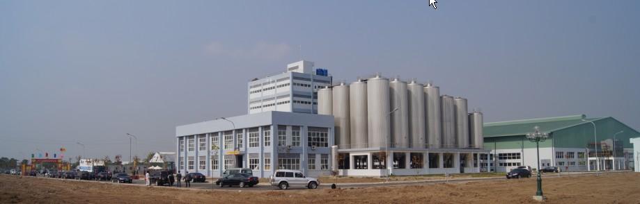 POLYCO hoàn thành công trình Nhà mày Bia Hà Nội - Thái Bình 3
