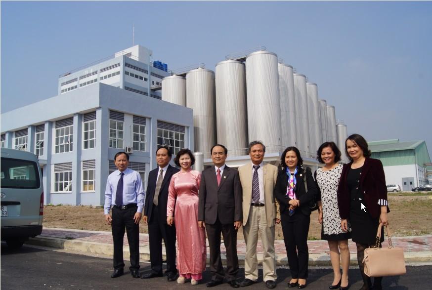 POLYCO hoàn thành công trình Nhà mày Bia Hà Nội - Thái Bình 5