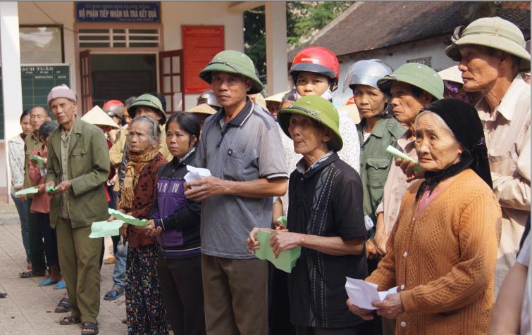 POLYCO sẻ chia cùng đồng bào bão lụt tại Nghệ An và Hà Tĩnh3