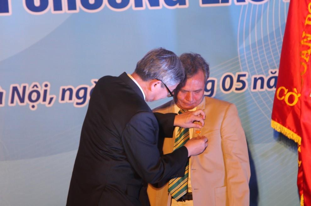 Tập đoàn POLYCO đón nhận Huân chương Lao động hạng Nhất 3